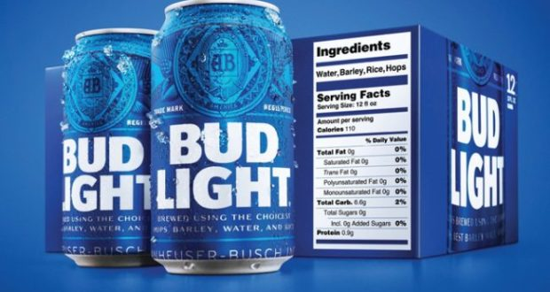 How Many Calories Does Bud Light Have