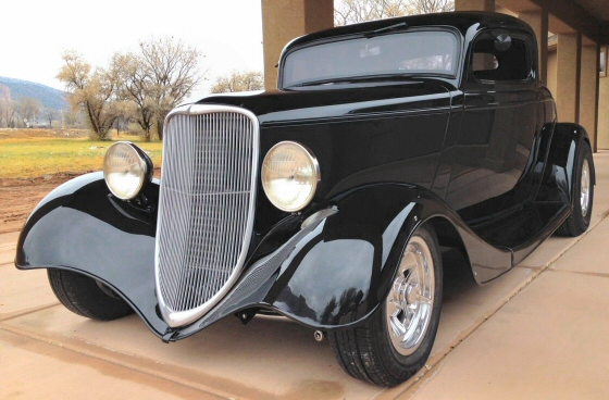 1934 Head Ford Aluminum