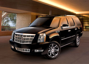 cadillac escalade HOME