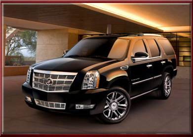 cadillac escalade suv nj limo NJ WEDDING LIMO