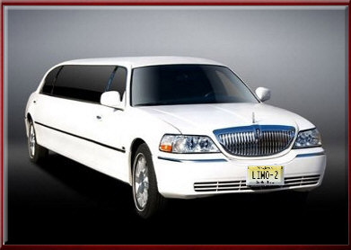 lincoln town car stretch nj limo NJ WEDDING LIMO