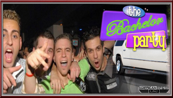 bachelor party limo rental NJ LIMO SERVICES