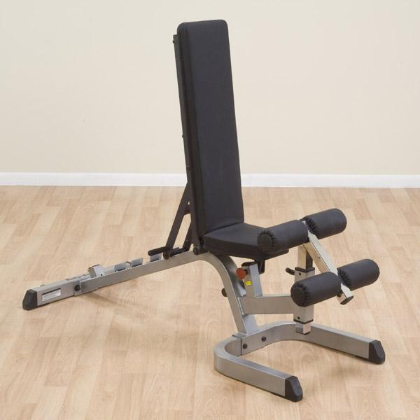 Body Solid Heavy Duty Adjustable Bench