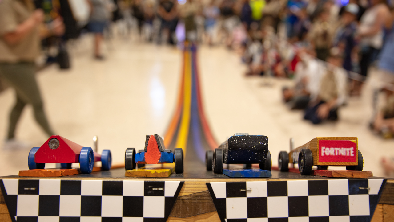 2019 Cub Scout Pinewood Derby