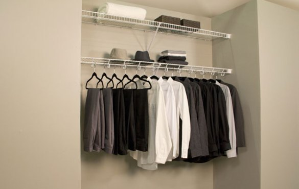 American Closet   Album Categories Ventilated Shelving lifetime ventilated master closet with models white 12 images  lifetime ventilated laundry room white 12 images  lifetime ventilated closet nickel 3 12 images