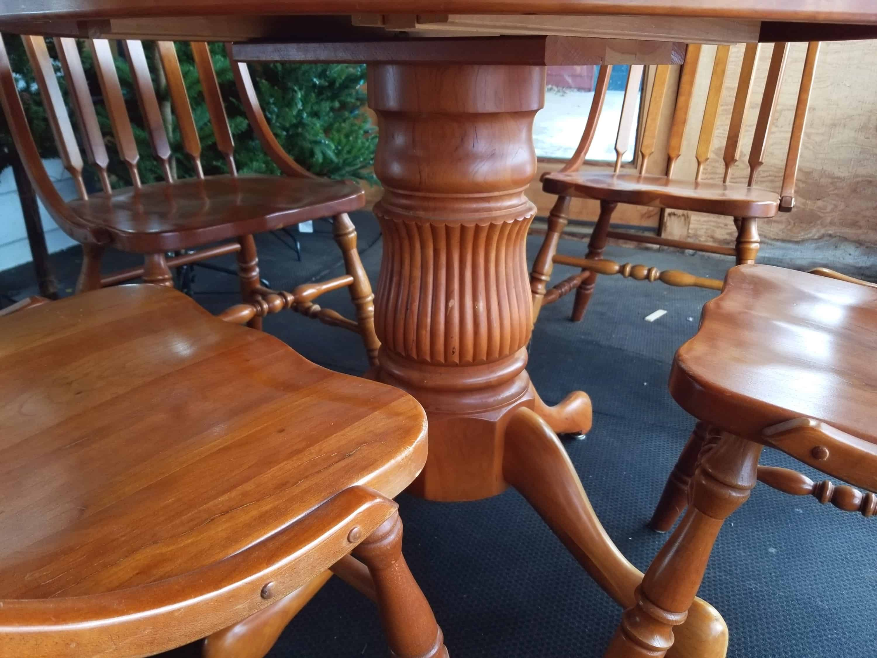 Used Amish Furniture Sale
