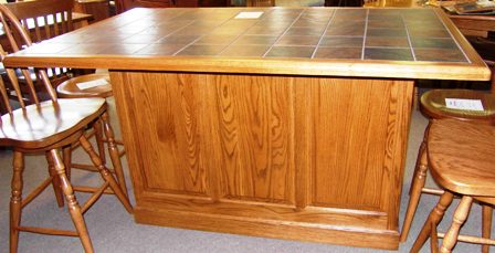 Kitchen Island Amish Traditions Wv