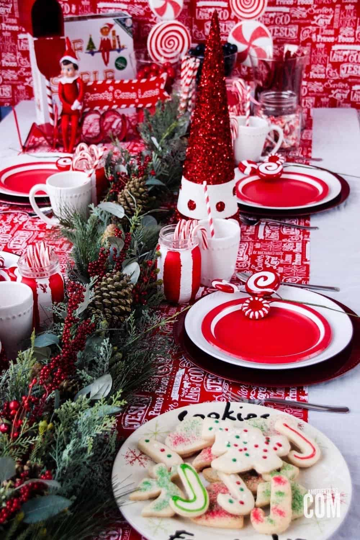 Jars Christmas Elf Mason