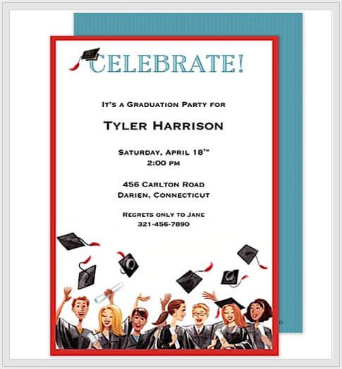 Best Place Graduation Announcements