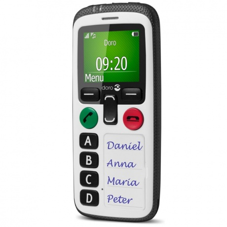 Mobile Lifeline Cell Phone