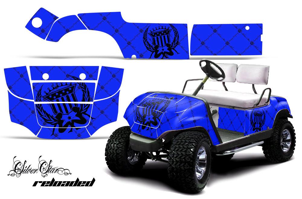Golf Wrap Cart Kit Yamaha