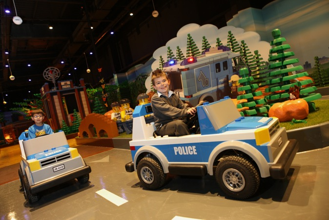 Lego Discovery Center Dallas announces new interactive ride     Legoland Discovery Center in Grapevine  Dallas Fort Worth   Texas  is  pleased to announce Lego City  Forest Ranger Pursuit  their first new  interactive ride