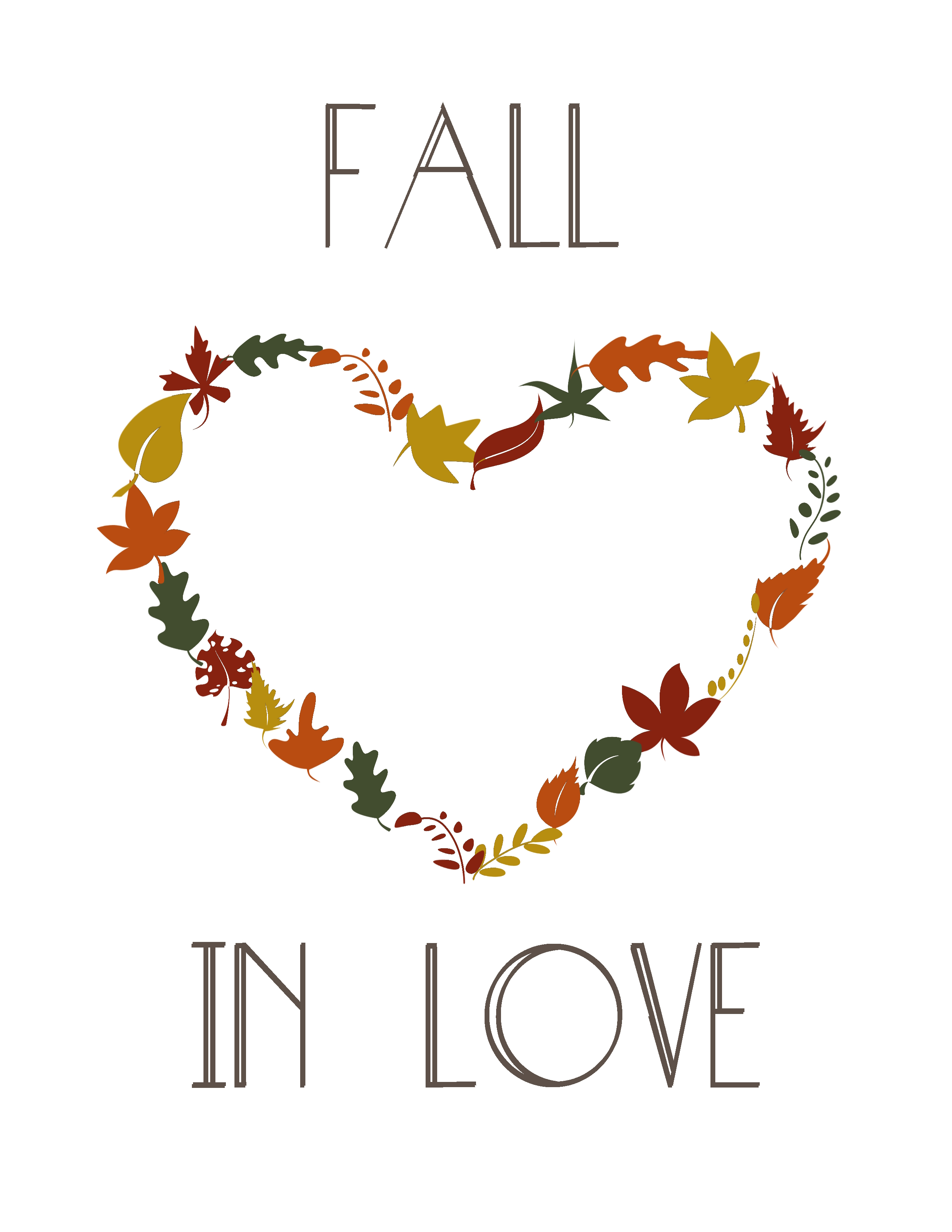 I Love Fall Season Quotes