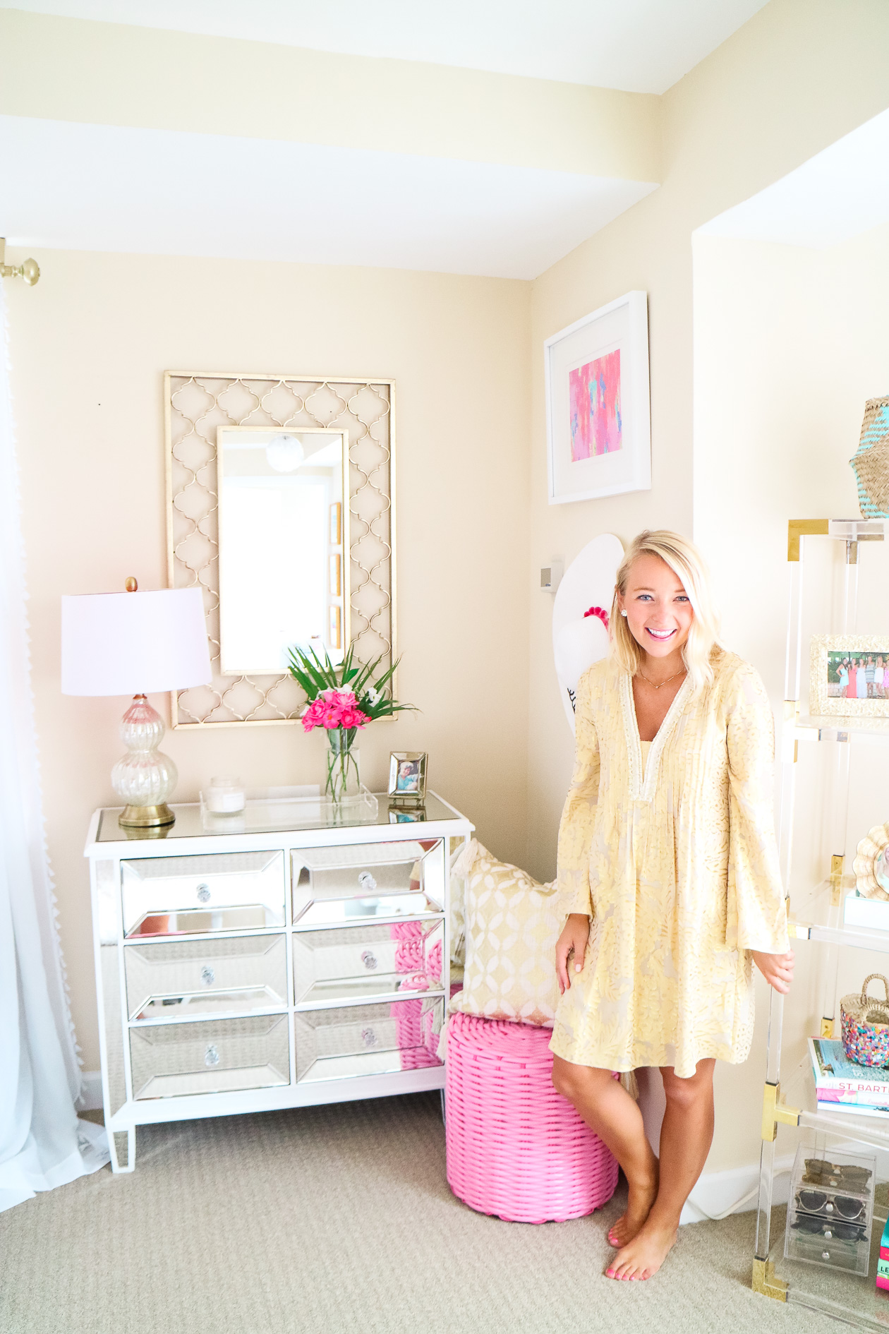 Philly Apartment Bedroom Reveal I Believe In Pink