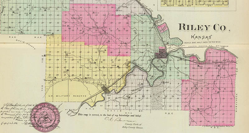 5 Types of Maps Every Genealogist Should Know   Amy Johnson Crow 5 Types of Maps Every Genealogist Should Know   Boundary Map