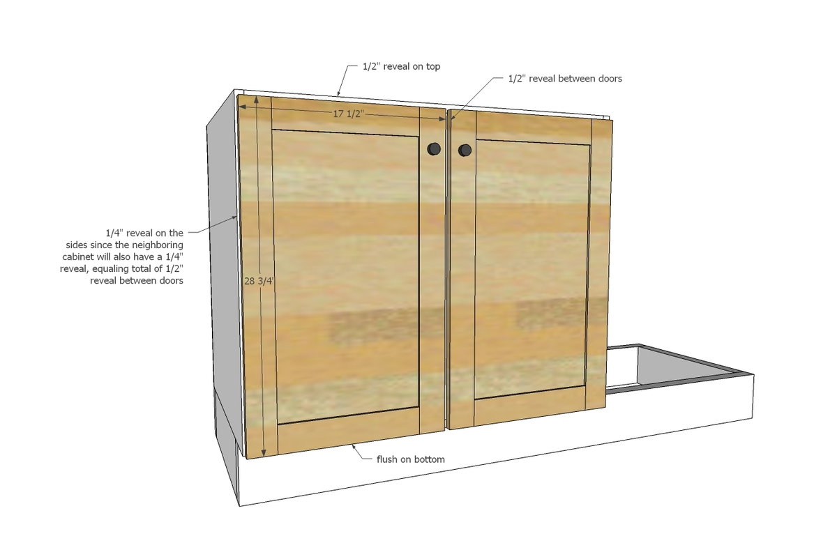 Best Kitchen Gallery: Ana White Euro Style Kitchen Sink Base Cabi For Our Tiny House of Kitchen Base Cabinet Plans Free on rachelxblog.com