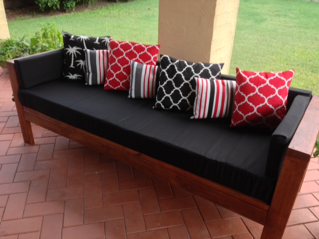 Ana White My Outdoor Sofa Diy Projects
