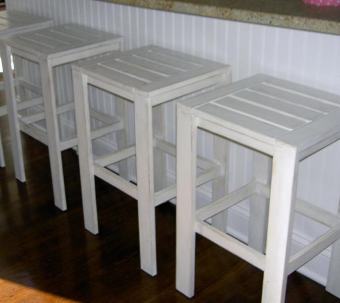 Ana White   Stools for the Bar Table for the Simple Outdoor     Ana White   Stools for the Bar Table for the Simple Outdoor Collection    DIY Projects