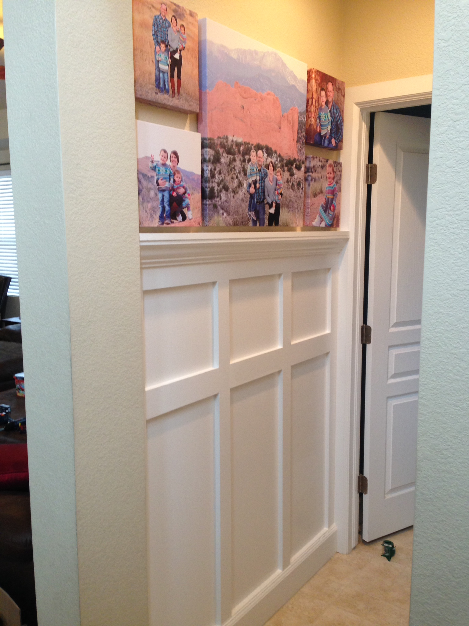 Ana White Entry Built In And Board And Batten Diy Projects