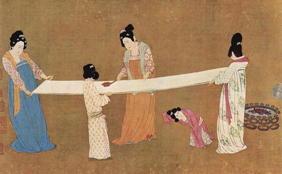 Technology Zhou Dynasty