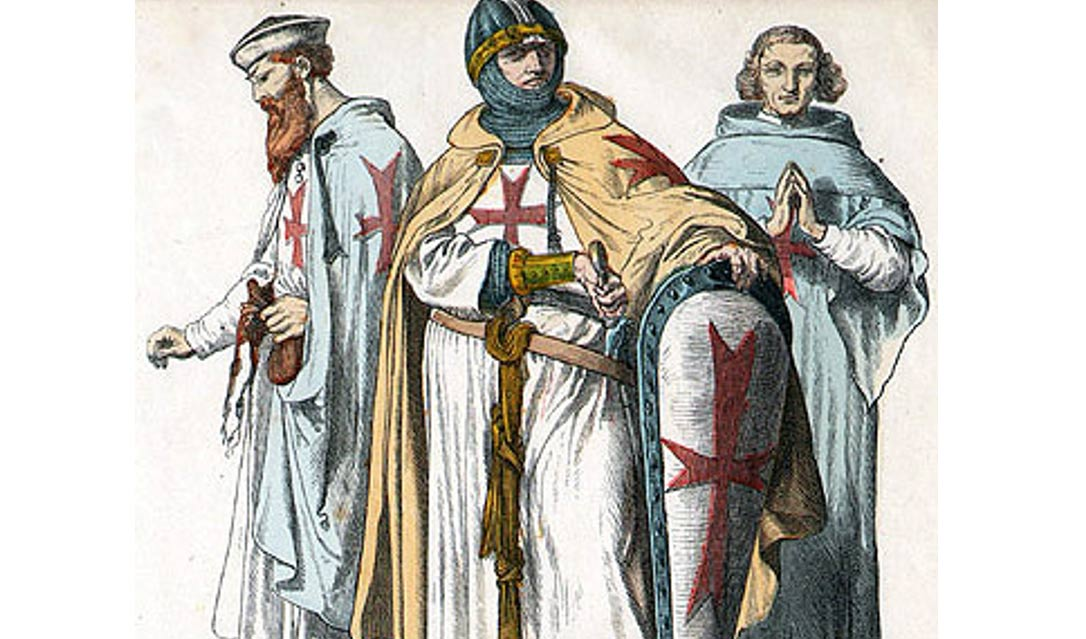 Knights Templar Discovered America