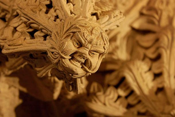 The Intriguing Carvings Of Rosslyn Chapel Ancient Origins