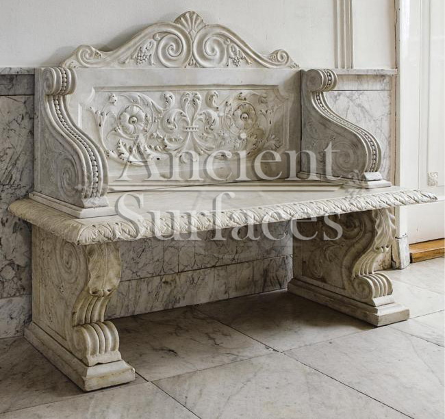 Antique Stone Benches Collection By Ancient Surfaces