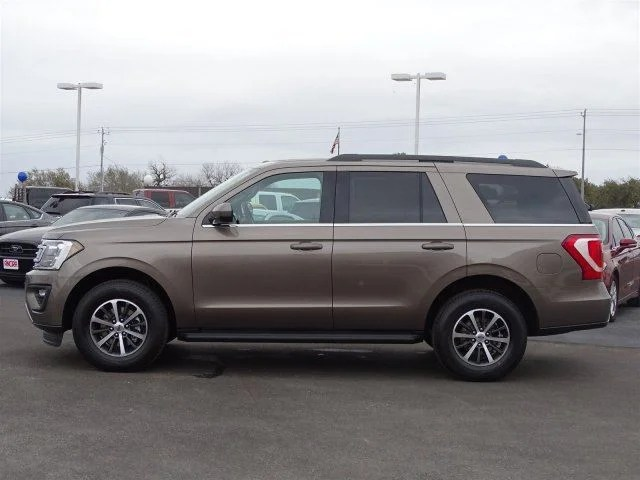 2018 Ford Expedition Xlt Stone Gray Metallic For Sale San