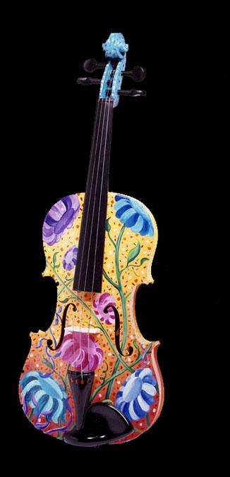 Violins Violins Violins