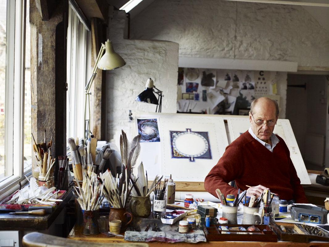 Donald Jackson Calligrapher Hereford England