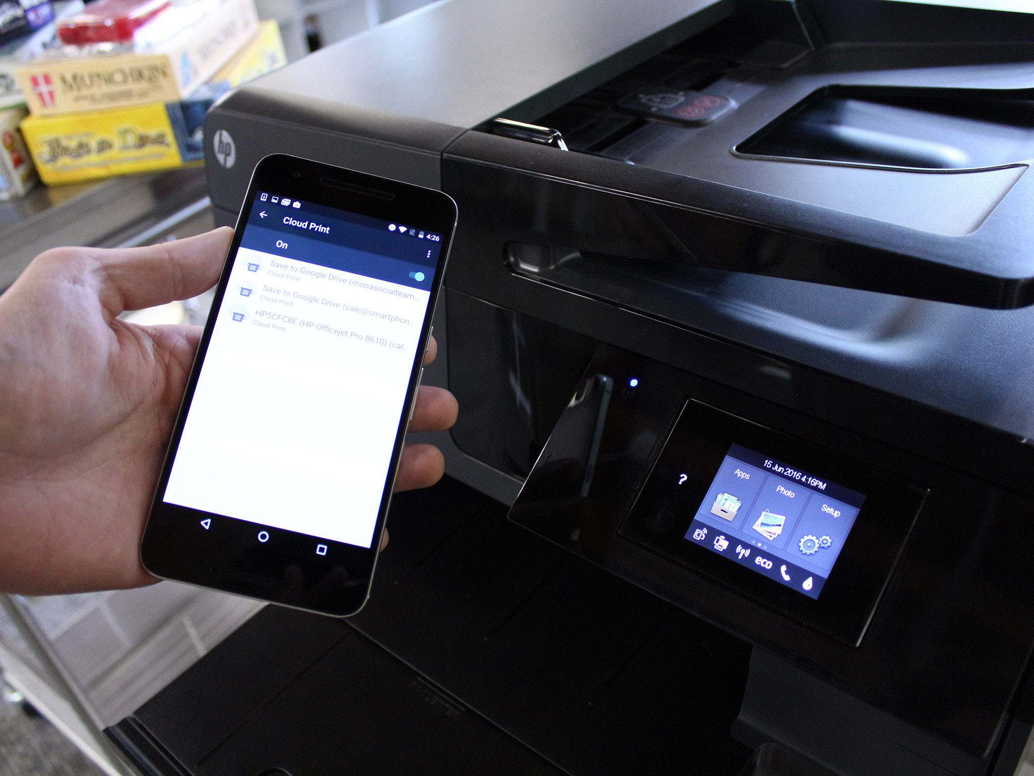 How To Print From Your Android Phone Or Tablet Android