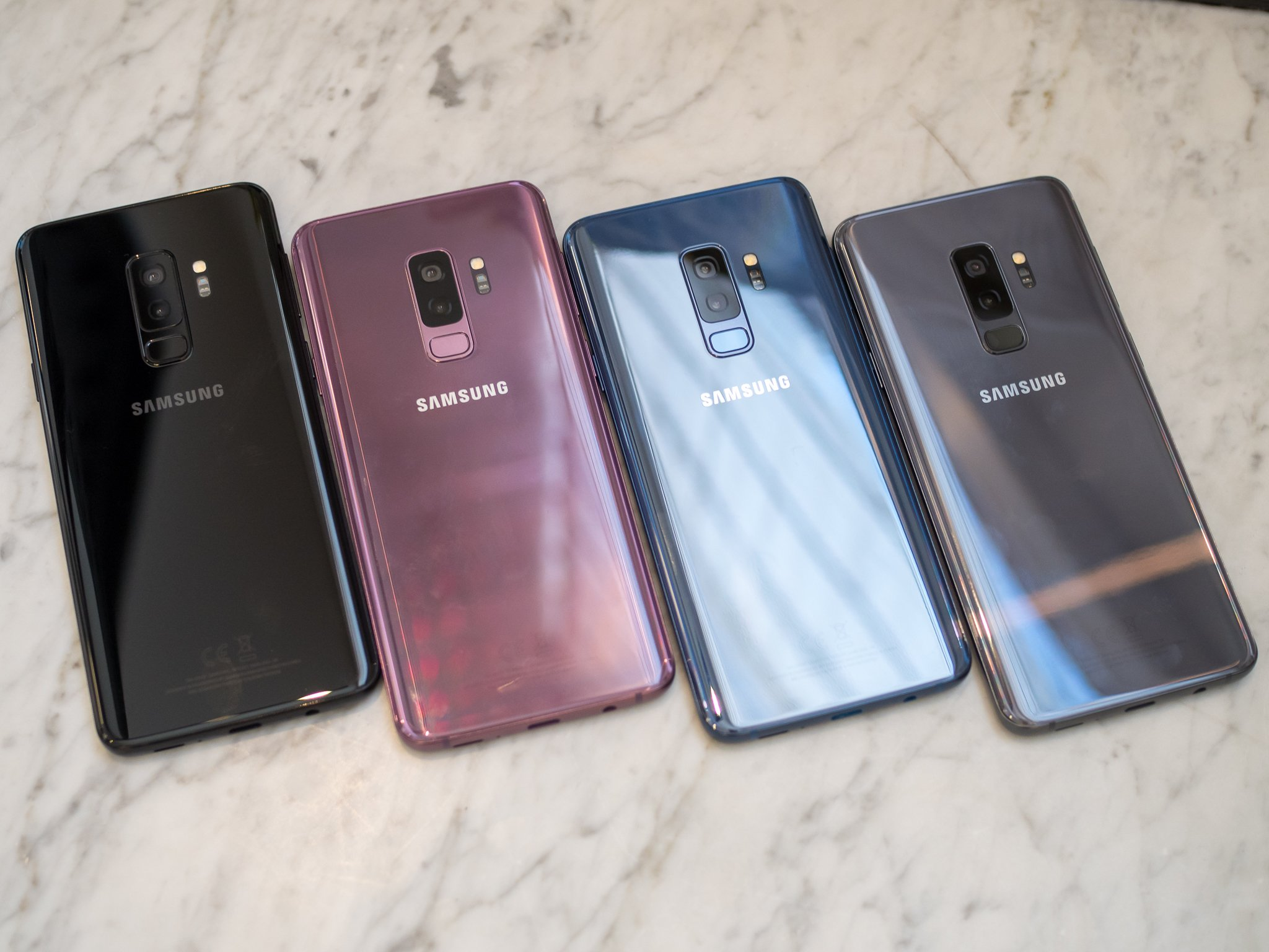 Which Galaxy S9 color should I buy: Black, purple, blue ...