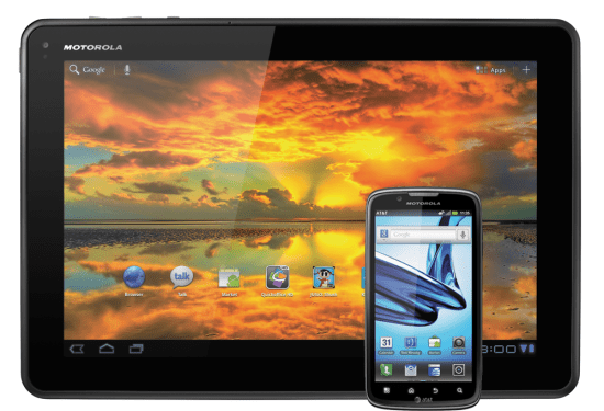 Motorola Xoom Family Review