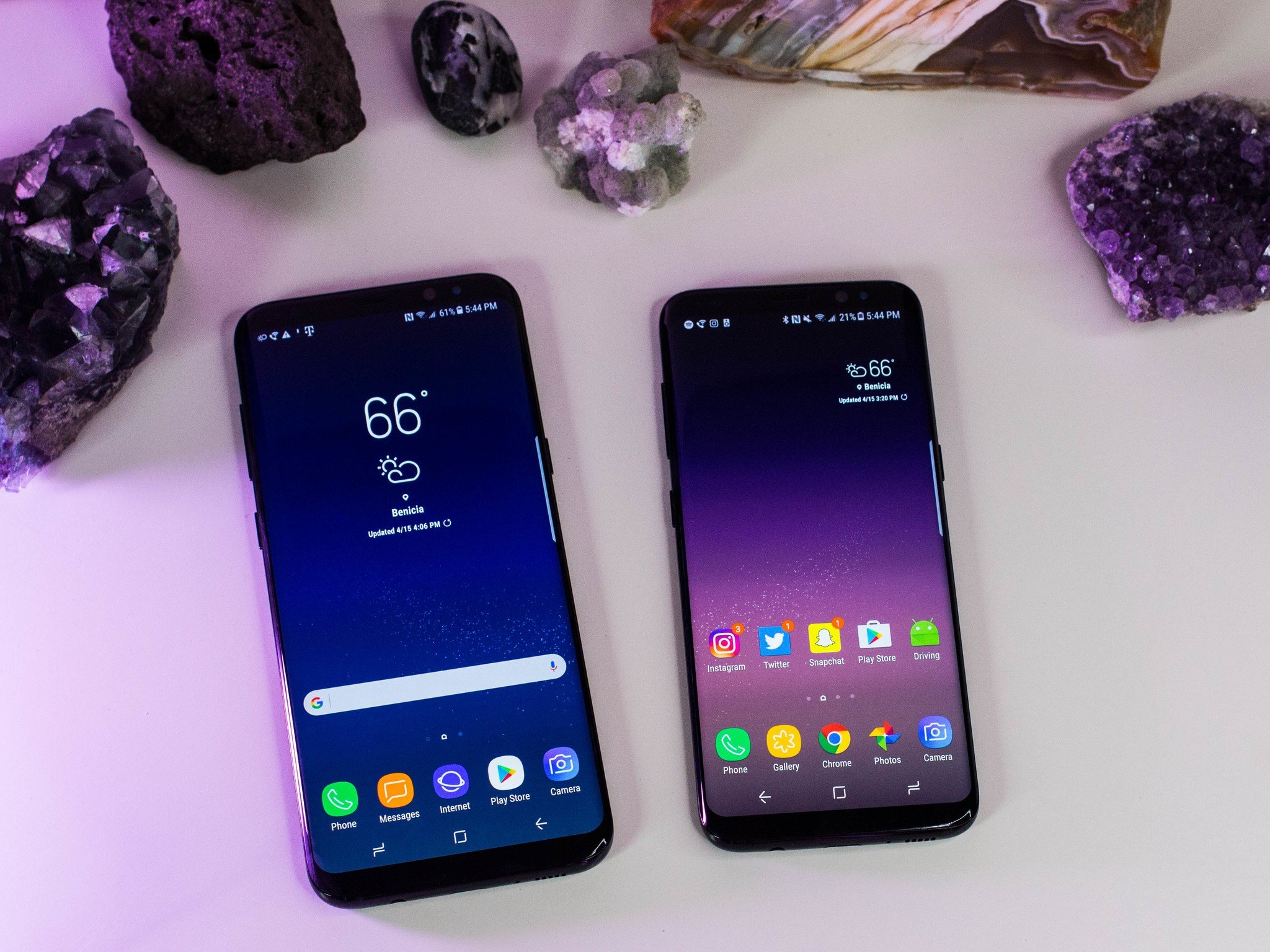 What Color Galaxy S8 Or S8 Should I Buy Black Silver