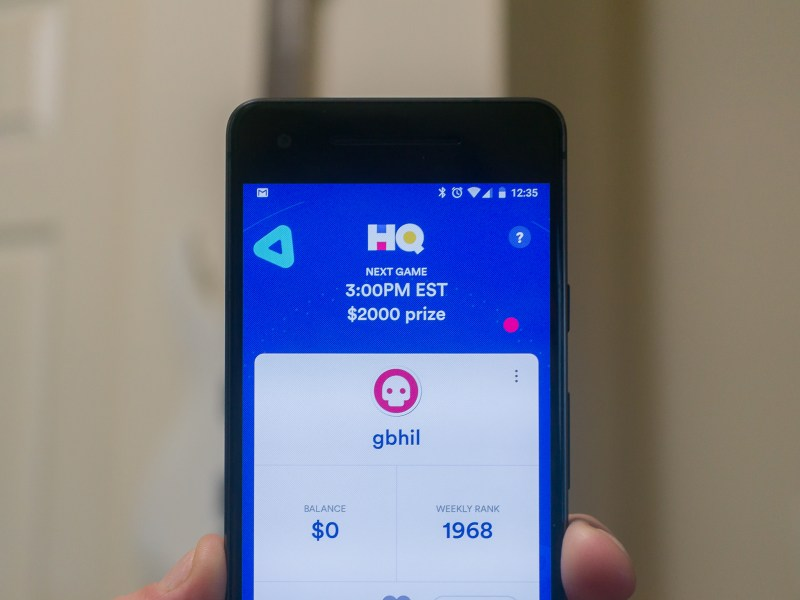 HQ Trivia for Android  Everything you need to know   Android Central We love trivia games  Whether they be on the television or at the  table top  quiz and trivia games have been a long time favorite for a lot  of people