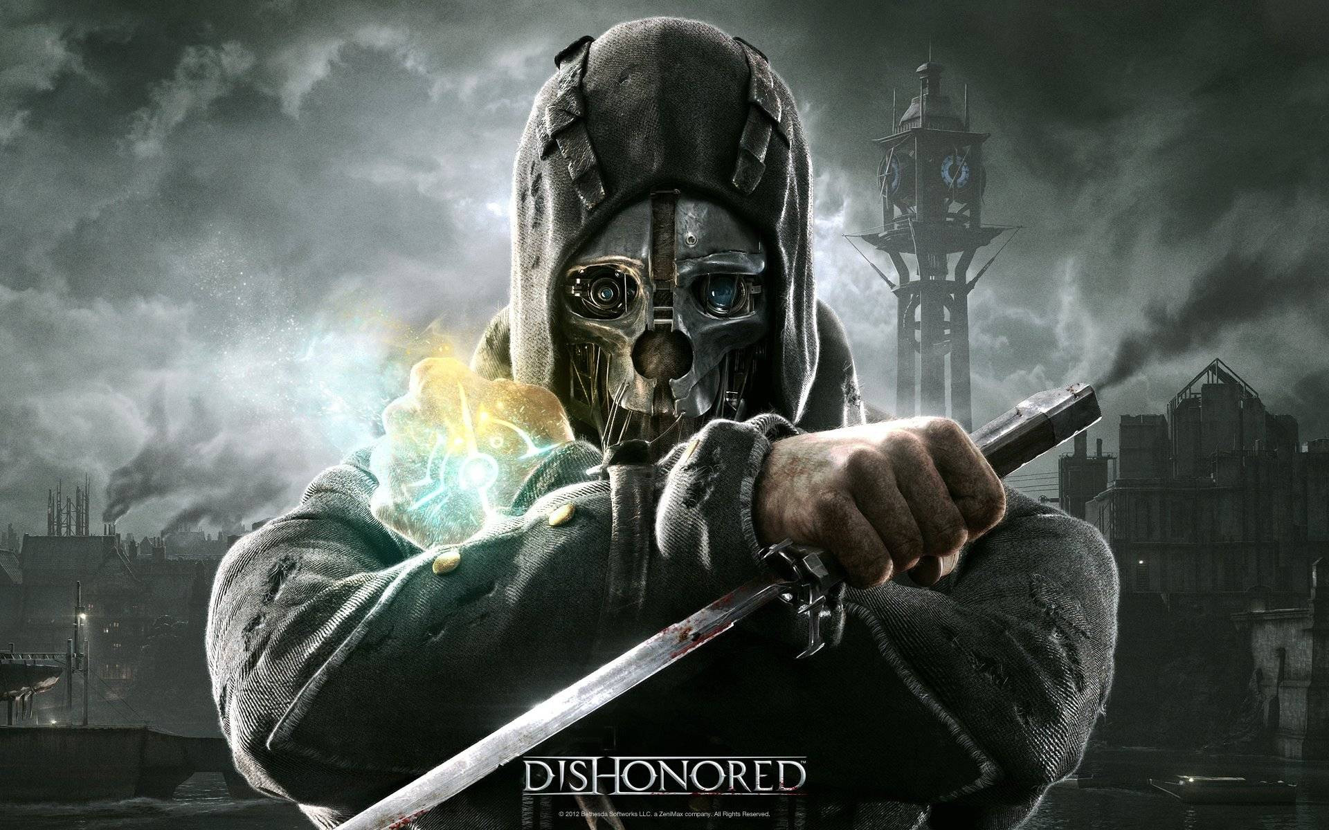 75 HD wallpapers from your favorite video games     optimized dishonored video game wallpaper