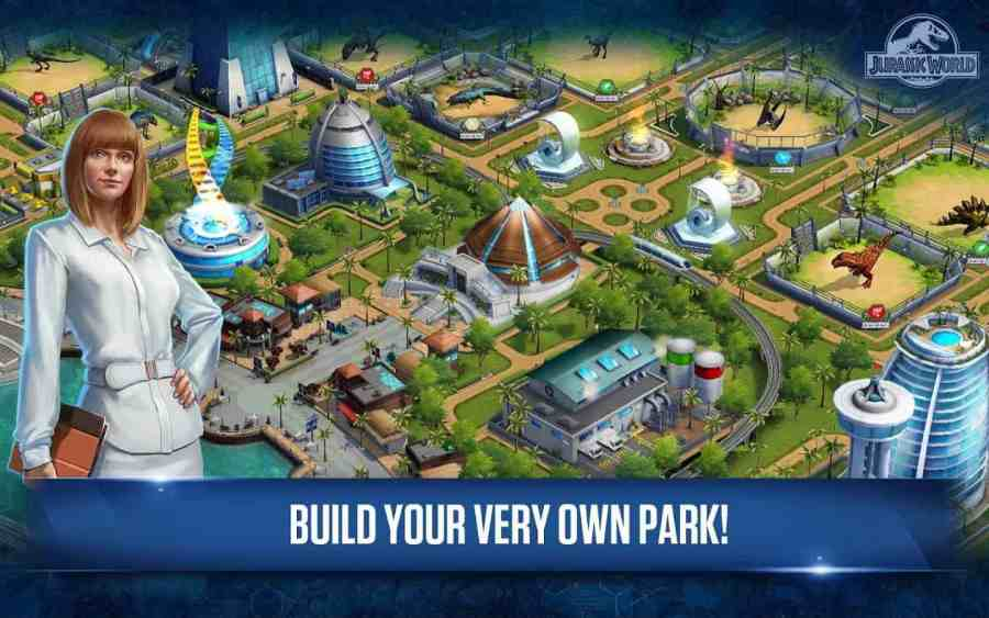 Featured  Top 10 Simulation Games For Android   February 2016     Jurassic World  The Game Jurassic World The Game
