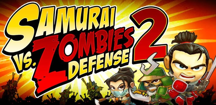 Pc Zombies Vs Samurai 2