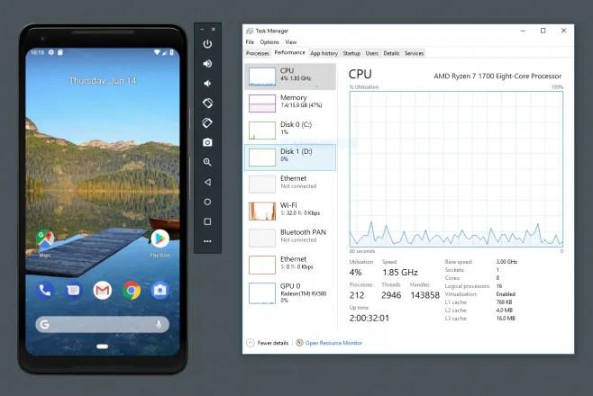 Android Emulator V Pc Hyper