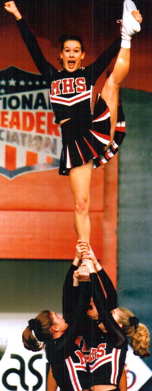High Martin Cheerleading School