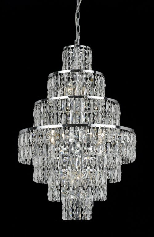 Staircase Crystal Chandeliers London Angelos Lighting