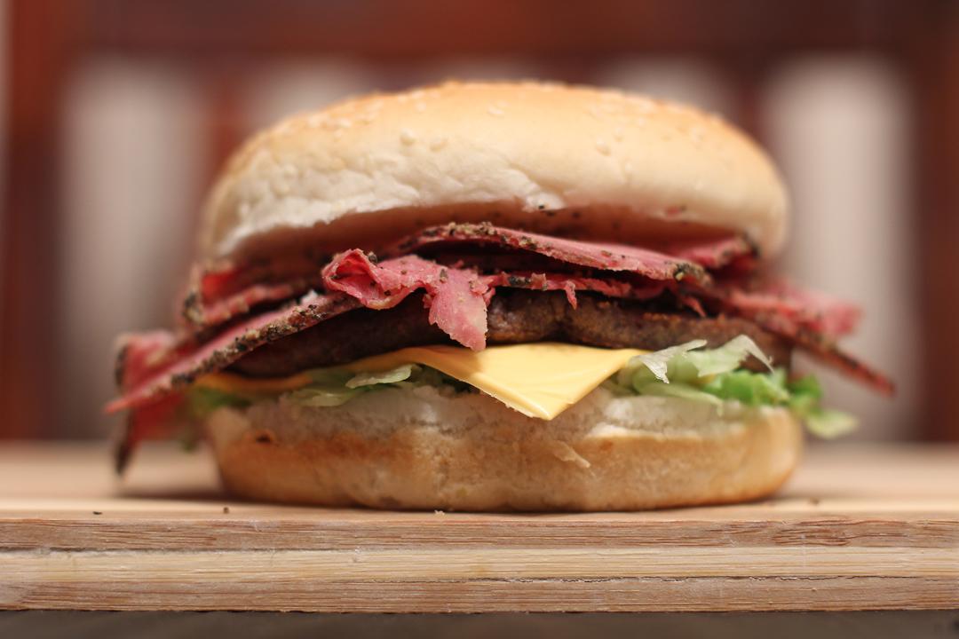 Fast Food Restaurants Burgers