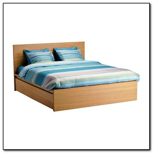 Ikea Malm High Bed Frame Beds Home Design Ideas