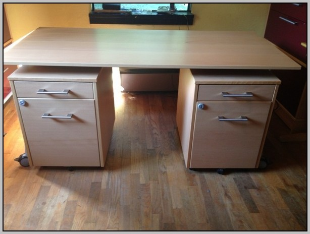 Secretary Desk With File Cabinet Desk Home Design