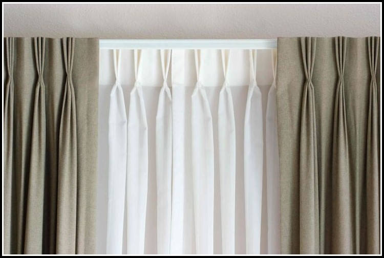 Decorative Double Traverse Curtain Rods Download Page