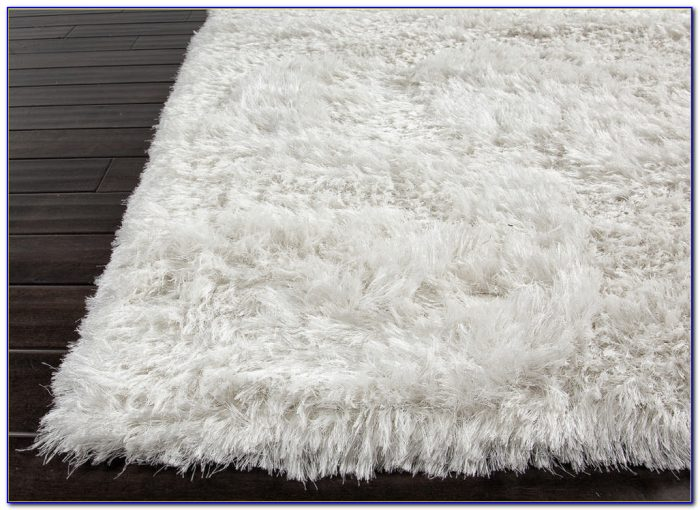 White Fuzzy Rug Target Rugs Home Design Ideas