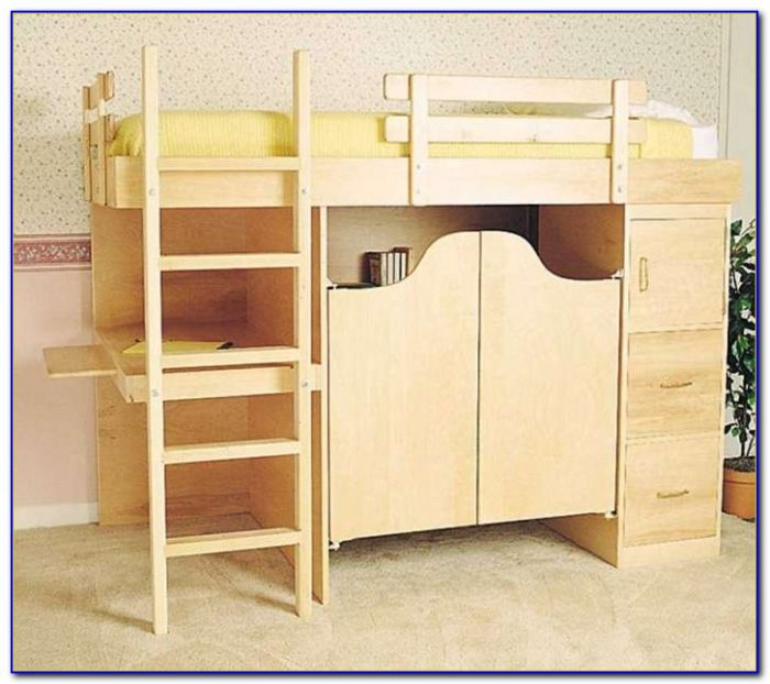 Bunk Bed With Desk And Couch Costco Desk Home Design