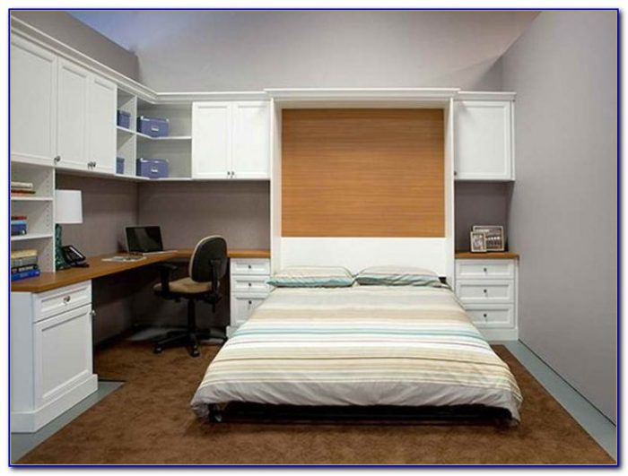 Murphy Beds With Attached Desk Desk Home Design Ideas