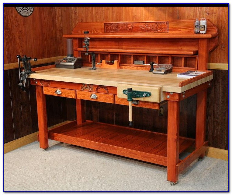 Build Ammo Reloading Bench Bench Home Design Ideas