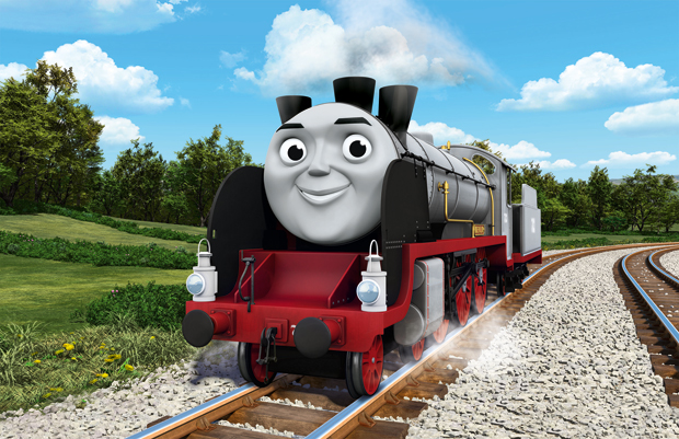 12 Thomas And Friends Animated Characters